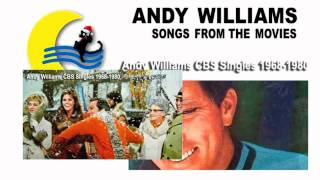 andy williams-26 CBS singles 1967-1980