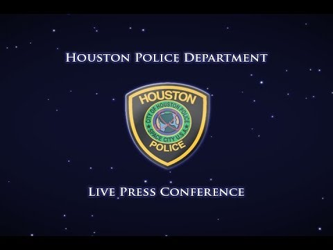 Press Conference: Houston Police Chief on Results of Homicide Investigation
