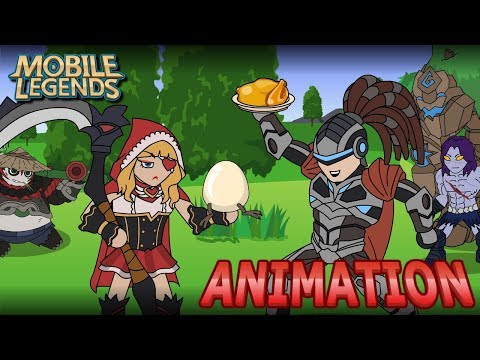 MOBILE LEGENDS ANIMATION #23 🎬 THE MAKING OF THE DUELLISTS AND BLOOPERS