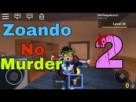 Zoando no Murder Mystery 2 {Roblox} (Parte 2)