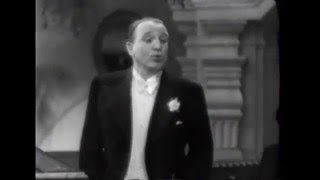 One of the greatest lyrical tenors last century, richard tauber, singing 'let me awaken your heart', a lovely song for which he composed th...