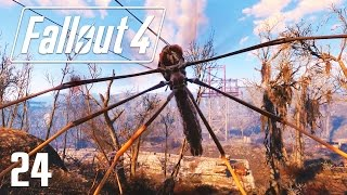 Fallout 4 Let s Play 24 - Stechmckenplage Ultra 60fps German Deutsch