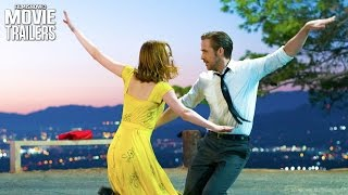 Ryan Gosling And Emma Stone Find The Music In The Trailer For LA LA LAND