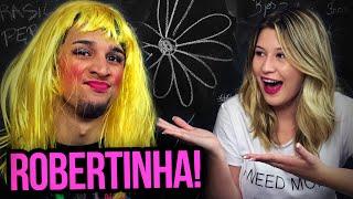 MEU NOME É ROBERTINHA! (feat Niina Secrets)