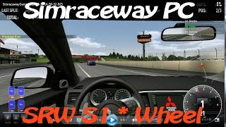 Simraceway PC Gameplay Penalty Pit stop !