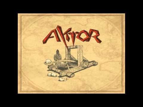 AKTOR (FIN/USA) - I'm the Psychic Wars (2013)