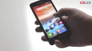 CZC.cz představuje cenově dostupný smartphone Lenovo S660 s dlouhou výdrží na baterii