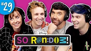 So Random! Reunion Special w/ Matthew Scott Montgomery and Allisyn Ashley Arm - SmoshCast #29