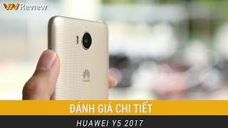 VnReview - Đánh giá chi tiết Huawei Y5 2017: lựa chọn sáng giá phân khúc 3 triệu chính hãng