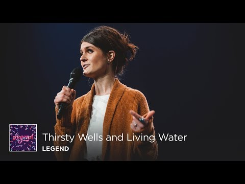 Thirsty Wells and Living Water | Bethany Ufema