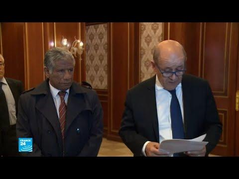 وزير الخارجية الفرنسي يعلق على المعارك التي تدور في ليبيا  - نشر قبل 3 ساعة