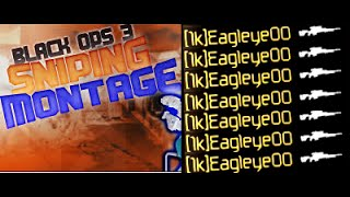 Call of Duty Black Ops 3: Sniper Montage (bo3)