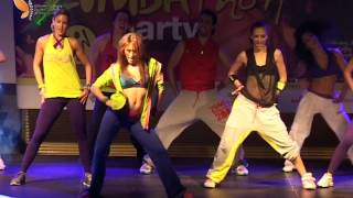 15 GETTING NASTY XARA StarDance Zumbathon