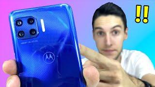 AL FIN un Motorola CALIDAD PRECIO!!!! Moto G 5G Plus, UNBOXING en español y review