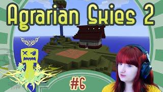 Flüssiges tolles Zeuch - Let's Play Agrarian Skies 2 #006 - Facecam - Deutsch - Chigocraft