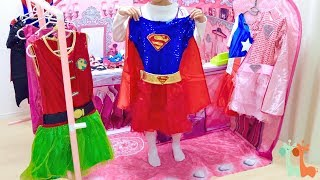 キッズテント 女の子スーパーヒーロー ドレス屋さん / DC Super Hero Girls Boutique , The Pop Up 3D Playscape thumbnail
