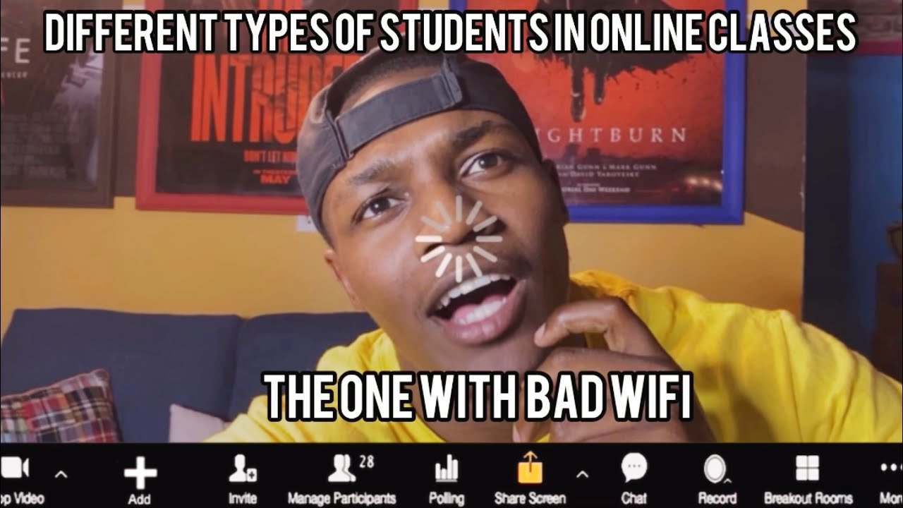 Download Different types of Students in Online Classes