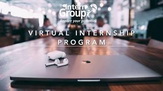 Virtual/Remote Internships - The Intern Group