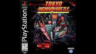 Tokyo Highway Battle (1996) - Playstation 1 (PSX) (PS1 Gameplay)