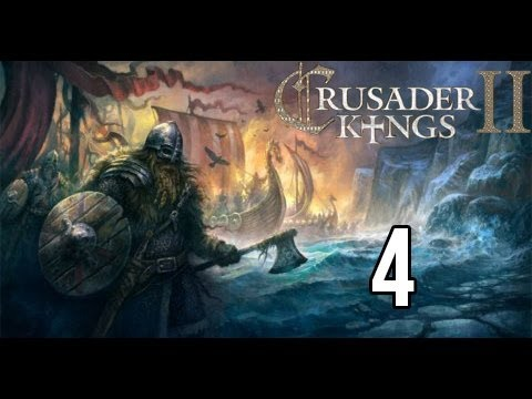 Let's Play Crusader Kings 2 The Old Gods [4] - Celebration Nation