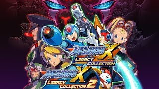 Mega Man X Legacy Collection 1 & 2 Announced + X Challenge Mode Analysis!