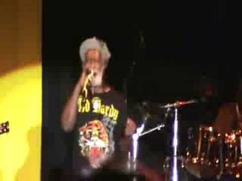 Burning Spear  - Ghost - reggae sundance 2008