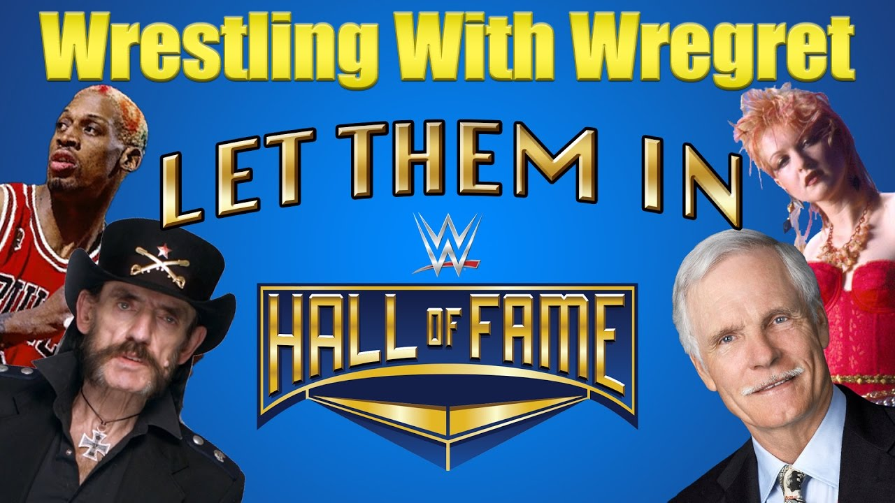 The 2017 WWE Hall Of Fame Class Might Be Complete