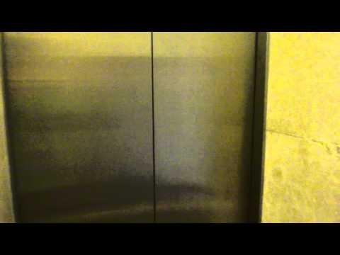 Epic Fail: Mitsubishi Traction Service Elevator at Cri Media Center Hotel in Beijing, China