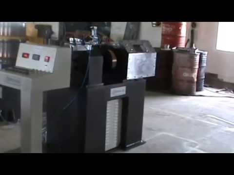 MIG Wire Manufacturing with Wet wire Drawing - YouTube