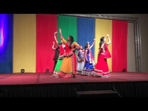 Panama Diwali 2015 - Sukus Dance!