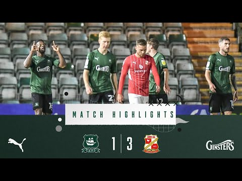 Plymouth Swindon Goals And Highlights