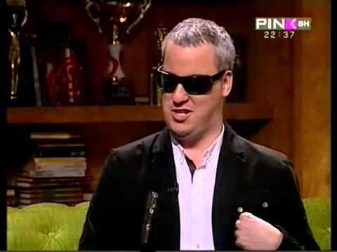 Sasa Matic - Imitira Harisa Dzinovica - Ami G Show - (TV Pink)