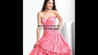 2013 affordable Sweet 16 Quinceanera dresses.  3