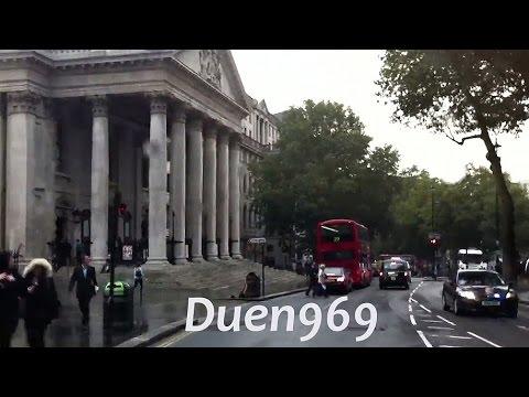 London Streets (547.) - Covent Garden - Trafalgar Square - Mayfair - Grosvenor Square