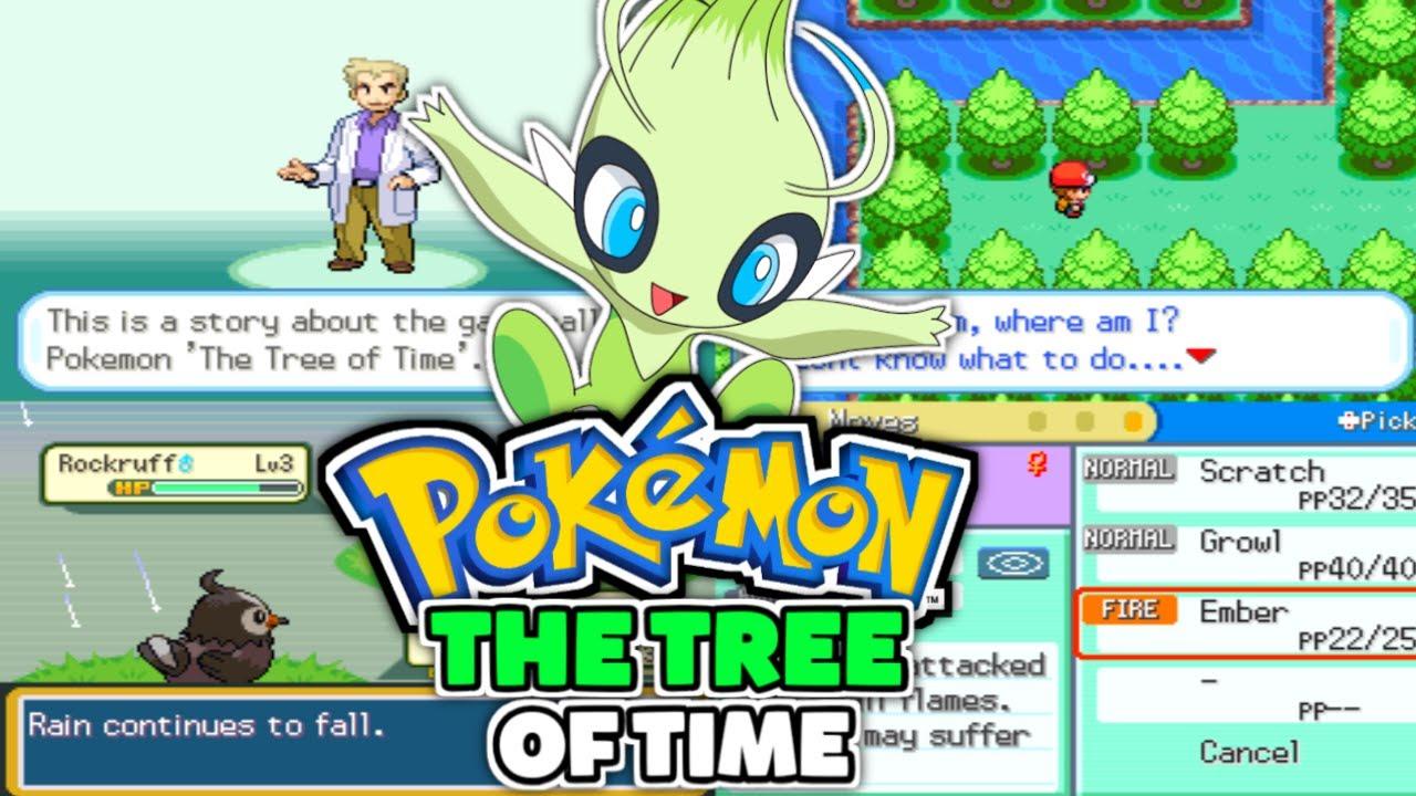 New Pokemon Gba Rom Hack With Gen 7 Starters Fairy Type New Story New Region Youtube