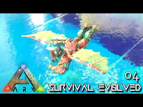 ARK: ABERRATION - NEW GLIDER SUIT & ZIP LINES E04 ( GAMEPLAY ARK: SURVIVAL EVOLVED ) !!!