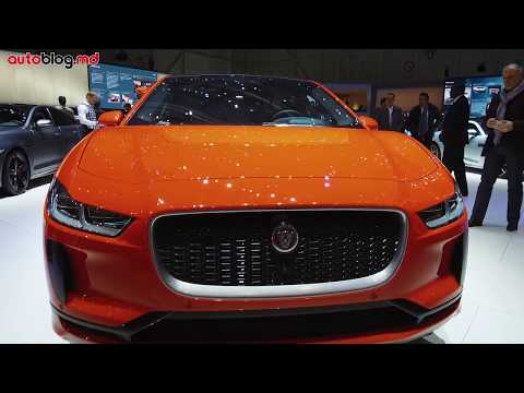Geneva 2018: Jaguar I-PACE - Tesla Model X killer?