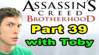 Assassin's Creed: Brotherhood - Part 39 - Escape with Catarina