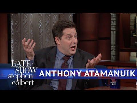 Anthony Atamanuik: Trump Is 'A Spectator President'