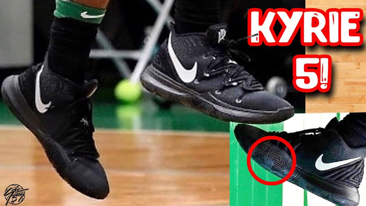 check out 5c69f b96a6 Nike Kyrie 5 LEAK!