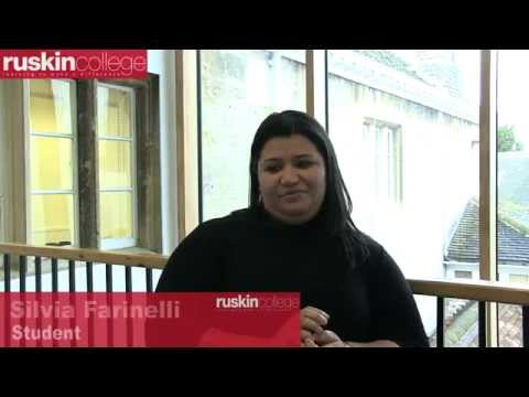 Business and Social Enterprise at Ruskin College Oxford