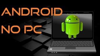Como Usar O Android No PC - DROID 4X [ 2017 ]