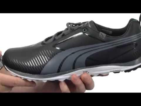 PUMA Golf FAAS Lite SKU  8141165 - YouTube dbf84d9a3
