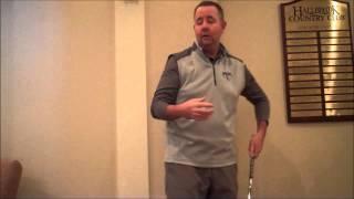 Golf Grip Drills