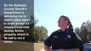Part Two Gadsden County First Amendment Audit