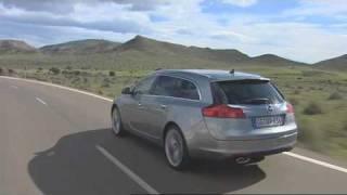 Opel Insignia Sports Tourer 2009 Videos