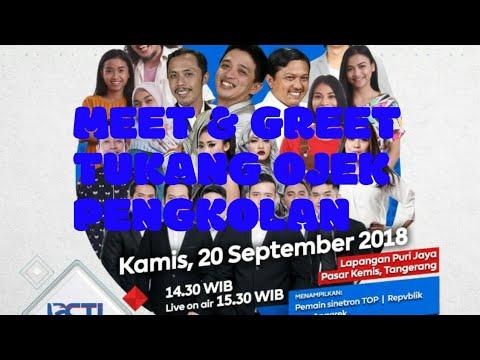 Tukang Ojek Pengkolan LIVE DI RCTI at Pasar Kemis