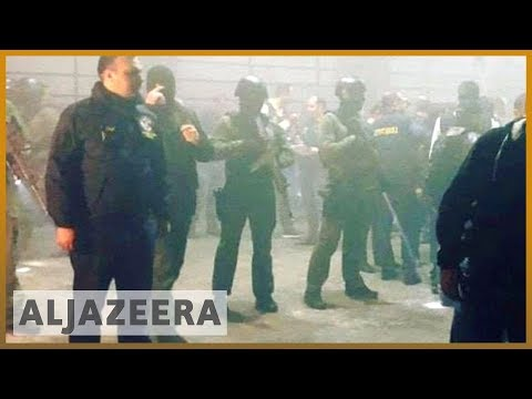 Georgia: Thousands protest nightclub raids in Tbilisi | Al Jazeera English