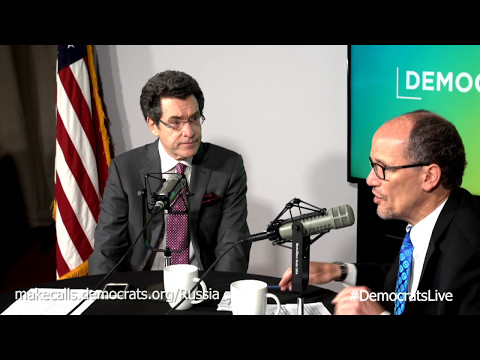 Democrats LIVE: Norm Eisen with Tom Perez
