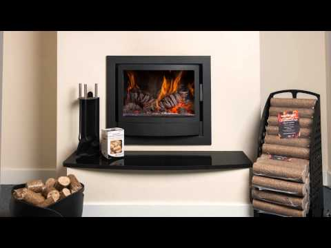 Heat Your Home With Compressed Hardwood Logs By Woodireland Com Delivered Throughout Ire